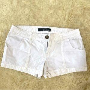 O'NEIL White Shorts (NWOT) - Size 1